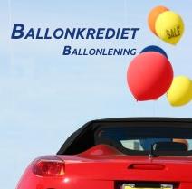 ballonkrediet ballonlening
