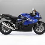 Motorfiets BMW